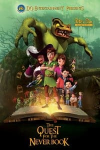 Nonton Film Peter Pan: The Quest for the Never Book (2018) Subtitle Indonesia Streaming Movie Download