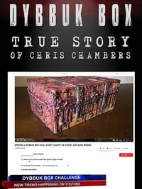 Dybbuk Box: The Story of Chris Chambers (2019)