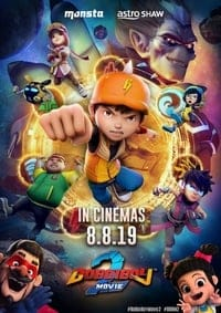BoBoiBoy Movie 2 (2019)
