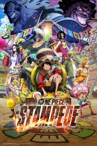 Nonton Film One Piece: Stampede (2019) Subtitle Indonesia Streaming Movie Download