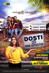 Nonton Film Dosti ke side effects (2019) Subtitle Indonesia Streaming Movie Download