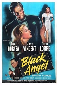 Nonton Film Black Angel (1946) Subtitle Indonesia Streaming Movie Download