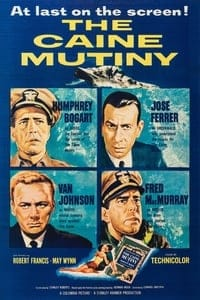 Nonton Film The Caine Mutiny (1954) Subtitle Indonesia Streaming Movie Download
