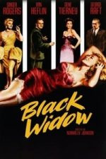Nonton Film Black Widow (1954) Subtitle Indonesia Streaming Movie Download