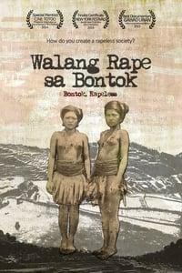 Walang rape sa Bontok (2014)