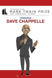 Dave Chappelle: The Kennedy Center Mark Twain Prize for American Humor (2020)