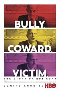 Nonton Film Bully. Coward. Victim. The Story of Roy Cohn (2019) Subtitle Indonesia Streaming Movie Download