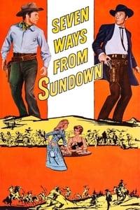 Seven Ways from Sundown (1960)