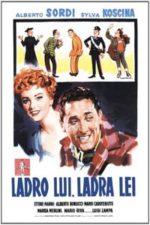 Nonton Film Ladro lui, ladra lei (1958) Subtitle Indonesia Streaming Movie Download
