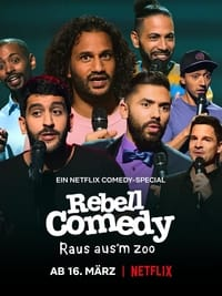 RebellComedy: Straight Outta the Zoo (2021)