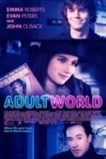 Nonton Film Adult World (2013) Subtitle Indonesia Streaming Movie Download