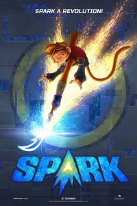 Nonton Film Spark: A Space Tail (2016) Subtitle Indonesia Streaming Movie Download
