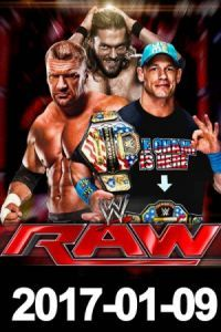 Nonton Film WWE RAW 9 January (2017) Subtitle Indonesia Streaming Movie Download