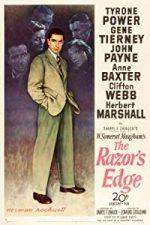 Nonton Film The Razor's Edge (1946) Subtitle Indonesia Streaming Movie Download