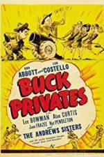 Nonton Film Buck Privates (1941) Subtitle Indonesia Streaming Movie Download