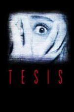 Nonton Film Thesis (1996) Subtitle Indonesia Streaming Movie Download
