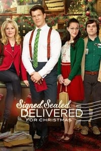 Nonton Film Signed, Sealed, Delivered for Christmas (2014) Subtitle Indonesia Streaming Movie Download