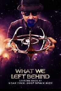 Nonton Film What We Left Behind: Looking Back at Deep Space Nine (2018) Subtitle Indonesia Streaming Movie Download