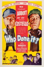 Nonton Film Who Done It? (1942) Subtitle Indonesia Streaming Movie Download