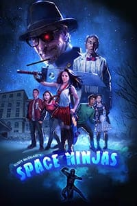 Nonton Film Space Ninjas (2019) Subtitle Indonesia Streaming Movie Download
