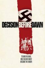 Nonton Film Decision Before Dawn (1951) Subtitle Indonesia Streaming Movie Download