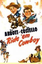 Nonton Film Ride 'Em Cowboy (1942) Subtitle Indonesia Streaming Movie Download