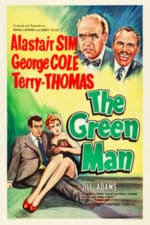 Nonton Film The Green Man (1956) Subtitle Indonesia Streaming Movie Download