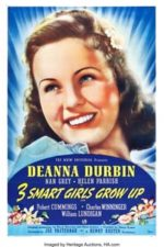 Nonton Film Three Smart Girls Grow Up (1939) Subtitle Indonesia Streaming Movie Download