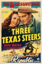 Nonton Film Three Texas Steers (1939) Subtitle Indonesia Streaming Movie Download