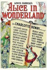 Nonton Film Alice in Wonderland (1933) Subtitle Indonesia Streaming Movie Download