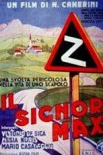 Nonton Film Mister Max (1937) Subtitle Indonesia Streaming Movie Download