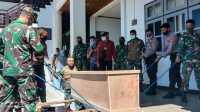 Gugus Tugas Provinsi Berikan Pelatihan Protokol Pemakaman Kepada Gustu Tikep