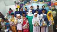 Lumajang Idea dan Fatayat NU Lumajang Gelar Doa Bersama Serta Santunan Anak Yatim