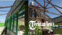Proyek Dikerjakan Asal-asalan, Disdik Sampang Abaikan Atensi Bupati