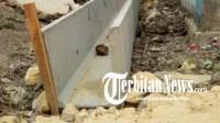 Proyek Box Culvert Jalan Madupat – Plampaan Sampang Diduga Sarat Korupsi