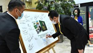 Launching Buku Rahmat Shah, Bamsoet Ajak Masyarakat Terlibat Aktif Pelestarian Satwa