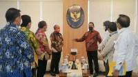 Menteri Kelautan dan Perikanan Sambut Baik Usulan Walikota Pangkalpinang