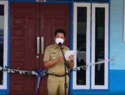 Bupati Barito Utara Resmikan Kantor Koperasi di Desa Lemo II