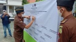 Kejari Barito Utara,Canangkan Zona Integritas Bebas Korupsi