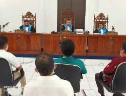 Sidang di PTUN, Lanjutan Gugatan SK Bupati Barito Utara Masing-Masing Pihak Ajukan Saksi Begini Keterangannya