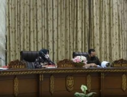 DPRD dan Pemkab Barito Utara Realokasi dan Refocusing Anggaran Penanganan Covid-19 Tahun 2021