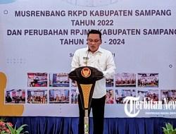 Pemkab Sampang Gelar Musrenbang RKPD 2022 dan Perubahan RPJMD 2019-2024