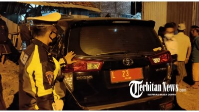 Ketua Bawaslu Jatim Kecelakaan di Sampang, Polisi Amankan Plat Merah dan Surat Tugas