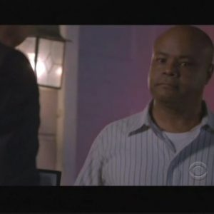 Terence Bernie Hines in Criminal Minds