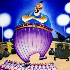 'Bagaboo' from Kaz and the Magic Carpet