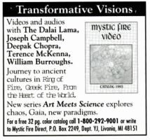 1993 - Yoga Journal (May-Jun) - Mystic Fire