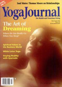 1994 - Yoga Journal (Mar-Apr) Cover
