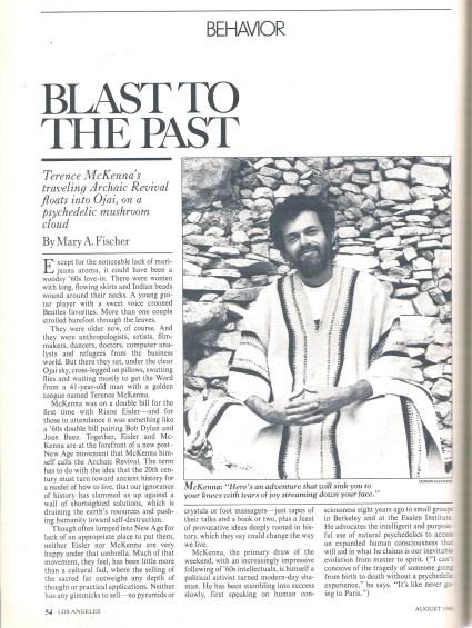 Los Angeles Magazine 1988 002