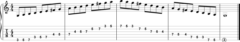 G-maj-scale-notes