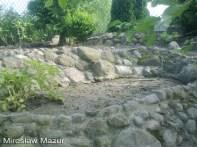 tarasy ogrodu skalnego